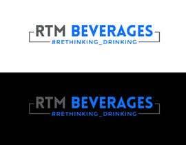 Becca3012 tarafından Company logo for RTM Beverages için no 212