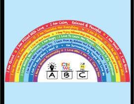 Nro 11 kilpailuun Affirmations in a rainbow - 6 designs käyttäjältä hossaingpix