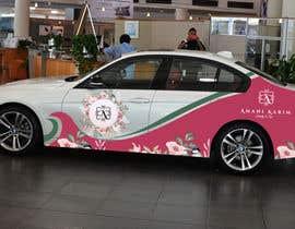 #201 for Car Vinyl Design for a Salon by biswajitgiri