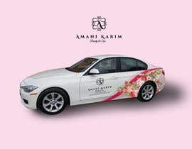 #203 for Car Vinyl Design for a Salon by kimuchan