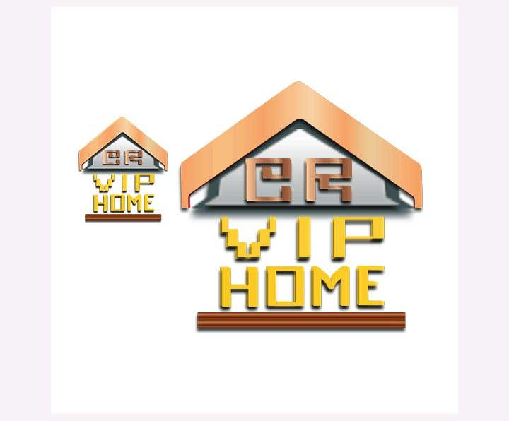 "Contest Entry #                                        65                                      for                                         logo for real estate ""Cr Vip Homes"""