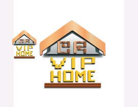 """#66 for logo for real estate """"Cr Vip Homes"""" by Oishimultimedia"""