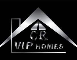 """#69 for logo for real estate """"Cr Vip Homes"""" by subhanasir175"""