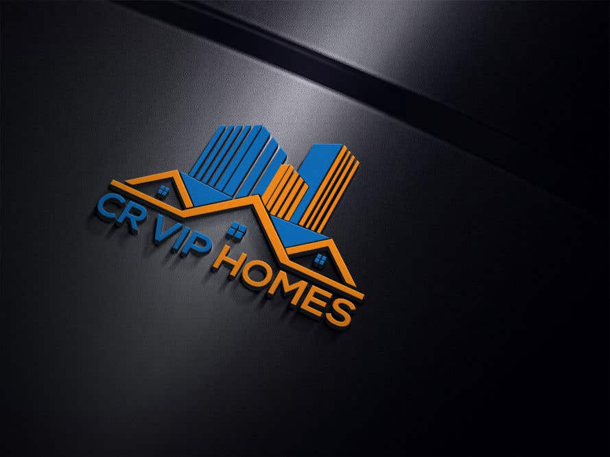 "Contest Entry #                                        54                                      for                                         logo for real estate ""Cr Vip Homes"""