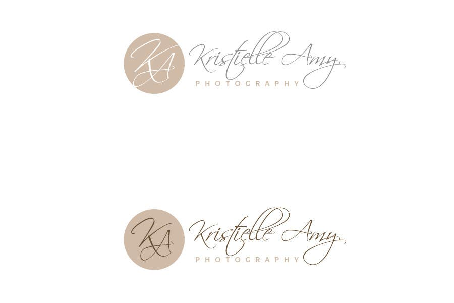 Konkurrenceindlæg #                                        82                                      for                                         Logo Design for Kristielle Amy Photography