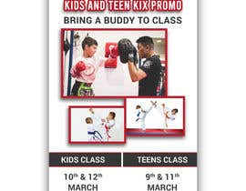 #169 для Kids and Teen Kix Flyer от ajahan398