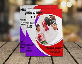 #179 для Kids and Teen Kix Flyer от mumii2920