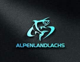 #58 untuk Logo Desing Alpenlandlachs oleh sohan98