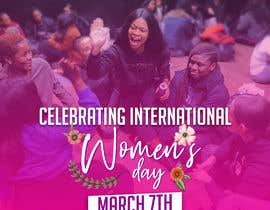 #2 for Women's Day Design for Instagram by hassankarrach