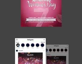 #12 for Women's Day Design for Instagram by hamzasaadaoui1