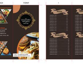 #12 for Restaurant Menu Re-Design by ahmadmasum1997