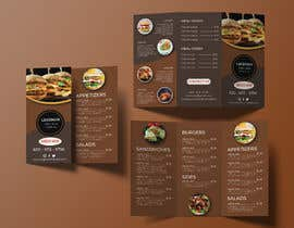 #9 for Restaurant Menu Re-Design by creative33t