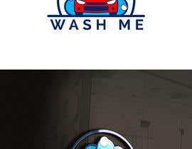 #10 for Car wash app Name and Logo by ProgDesigner01