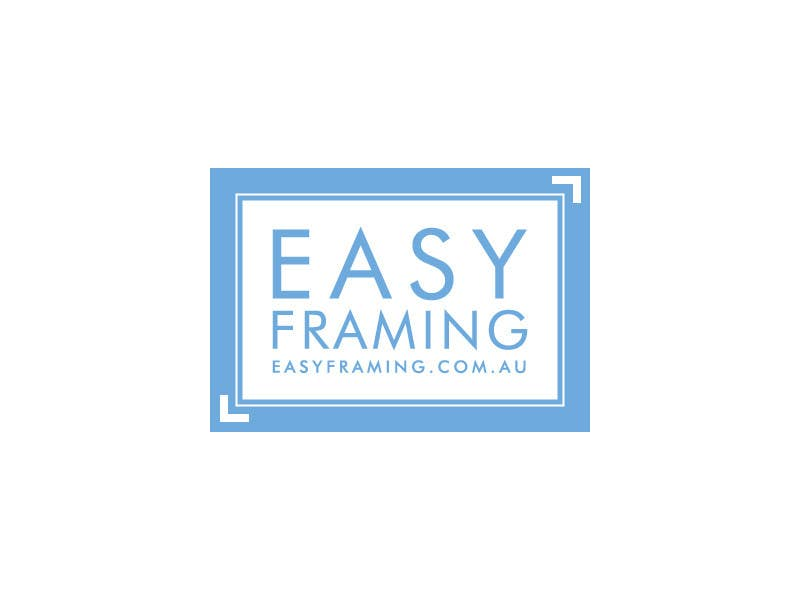 Contest Entry #44 for Logo Design for On Line Picture Framing business