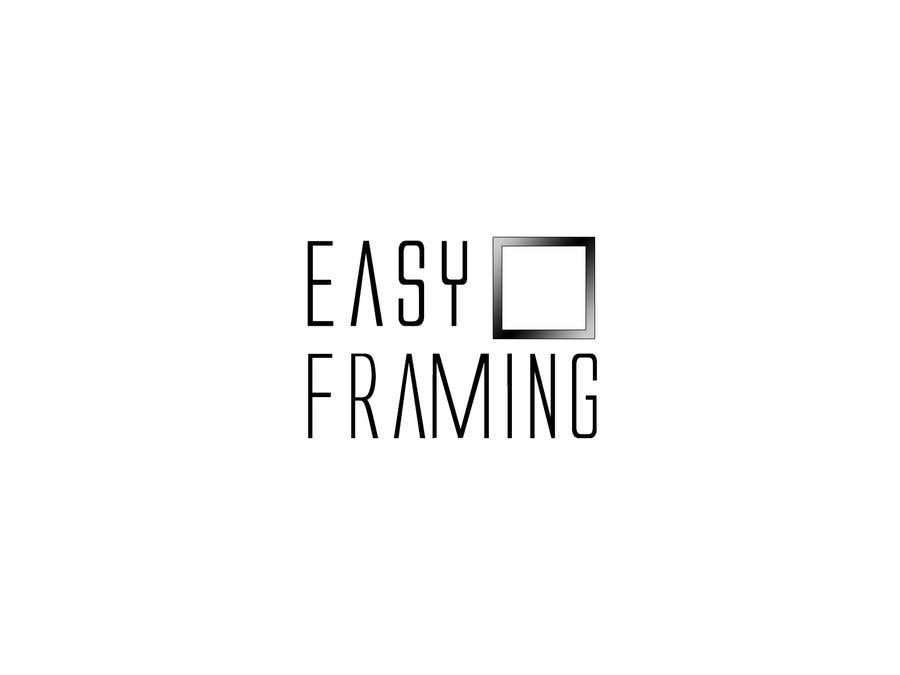 Contest Entry #38 for Logo Design for On Line Picture Framing business