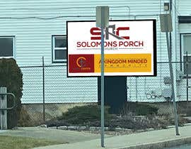 #35 for Need a design for our sign by SondipBala