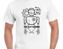 Nro 84 kilpailuun Design me a Tshirt käyttäjältä mdsadeqgd