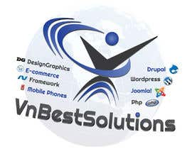 nº 21 pour Logo Design for VnBestSolutions par krizdeocampo0913