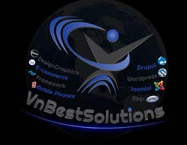 nº 29 pour Logo Design for VnBestSolutions par krizdeocampo0913