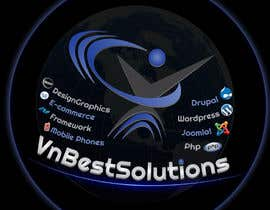 nº 32 pour Logo Design for VnBestSolutions par krizdeocampo0913
