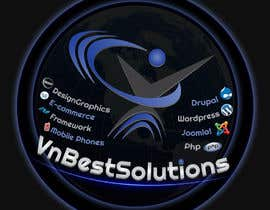 nº 33 pour Logo Design for VnBestSolutions par krizdeocampo0913