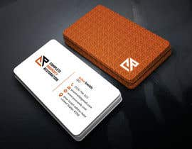 #587 for Business Card Designs by NiaziDesigners