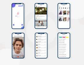 #17 for Mockups design for mobile application by sayyidahsan19