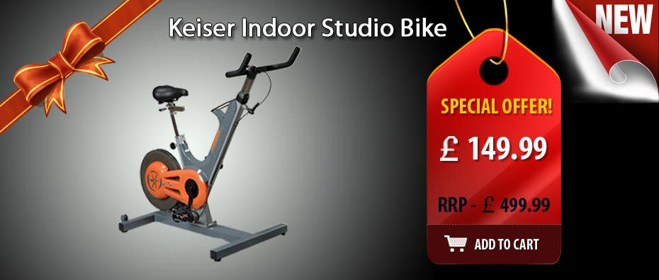 Contest Entry #                                        18                                      for                                         Banner Ad Design for Gym Equipment Supplier