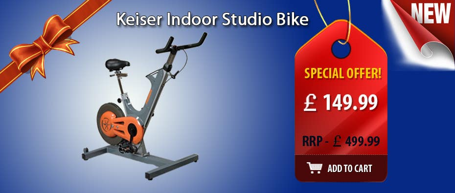 Contest Entry #                                        19                                      for                                         Banner Ad Design for Gym Equipment Supplier