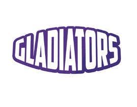 #16 untuk Create a logo design for my cricket team called Gladiators. Design should be made around the name of the team. oleh zainashfaq8