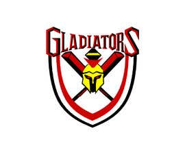 #25 untuk Create a logo design for my cricket team called Gladiators. Design should be made around the name of the team. oleh istahmed16