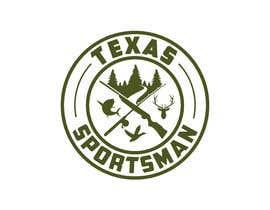 Nro 100 kilpailuun Texas Sportsman Logo käyttäjältä Ripon8606