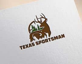 Nro 103 kilpailuun Texas Sportsman Logo käyttäjältä mdhasnatmhp