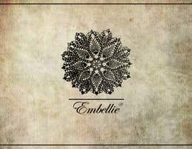 #108 para Logo Design for Embellie por Monamiyack
