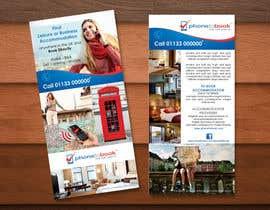 #61 para Design some Stationery for accommodation booking system por olashi