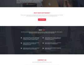 Nro 7 kilpailuun Design a logo and mockup a single page website käyttäjältä aMontaser