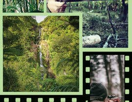"""nº 12 pour visuelle """"Séjour d'initiation à la chasse en milieu amazonien"""" par AlexeCioranu"""