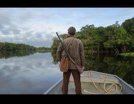 """nº 1 pour visuelle """"Séjour d'initiation à la chasse en milieu amazonien"""" par WebConnect2020"""