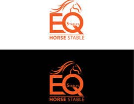 #16 untuk Design a logo for a horse stable business oleh Flashsoykot