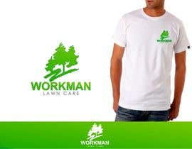 "#156 untuk Logo Design for ""Workman Lawn Care oleh taffy1529"