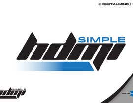 #15 for Logo Design Simple HDMI af digitalmind1