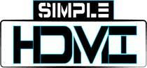 Graphic Design Kilpailutyö #40 kilpailuun Logo Design Simple HDMI