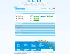 #20 untuk Freelancer.com contest! Design our Exams Page! oleh ManuelSabatino