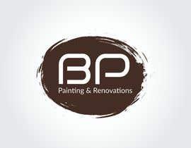 rnwdesign9353 tarafından Design a Logo for BP Painting and Renovations için no 28