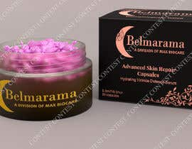 #35 for Create 3D images for cosmetic jars & cartons by Andrespenceas3d