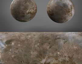 Design a 4K Pluto Texture | Freelancer