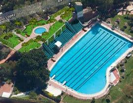 #5 para Arquitectura paisaje y jardineria y Diseño: Foto Montaje Terraza Verde en Piscina (Swimming Pool Green Roof Space) de stegu7