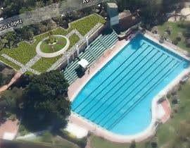 #2 para Arquitectura paisaje y jardineria y Diseño: Foto Montaje Terraza Verde en Piscina (Swimming Pool Green Roof Space) de jal5ad550e9503ee