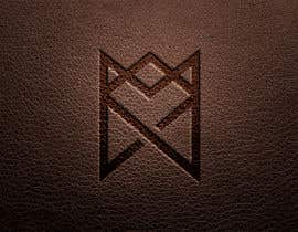 #129 for Design Simple Logo for Leather Branding by DARSH888