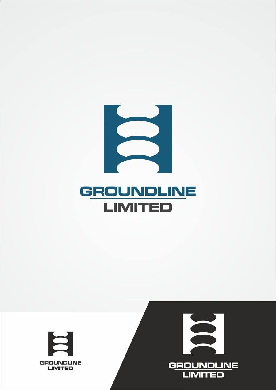 Contest Entry #527 for Logo Design for Groundline Limited
